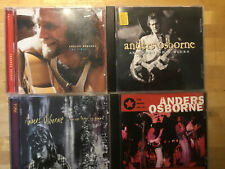 Anders Osborne [4 CD Alben] Ash Wednesday Blues + Which Way to Where + Two Times