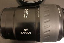 Minolta AF 100-300 mm f/4.5-5.6 Lens **
