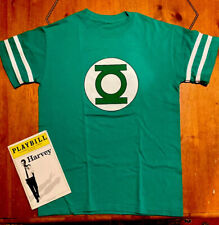 JIM PARSONS Hand signed GREEN LANTERN T SHIRT The Big Bang Theory Sheldon Cooper