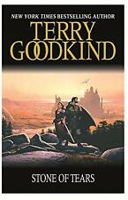 Stone Of Tears: Book 2: Sword of Truth Series (Gollancz S.F.) by Terry Goodkind