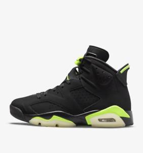 Air Jordan 6 Retro Electric Green Men's All Size 7.5-16 Available✅