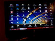 LCD TV, TOP ALS PC MONITOR TOSHIBA 32R3550P, 32 ZOLL, 81 CM 1366 x 768,GEBRAUCHT