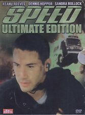 Speed - 2 DVD Japanese Ultimate Edition Digipack (dts)  *Rare*