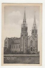 Canada, Holy Rosary Cathedral, Regina, Sask. Postcard, B249