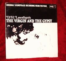 OST THE VIRGIN AND THE GYPSY PATRICK GOWERS 1970 SEALED