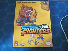 Prima's Fossil Fighters Game Guide