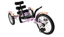 New Mobo Kids PURPLE Mobito Tricycle 3 Wheel Child Cruiser Bike