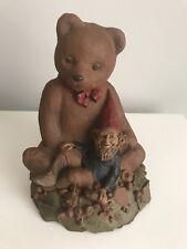 Tom Clark Gnome Ben 1984 Teddy Bear Collectible No Coa or Box Hand Signed