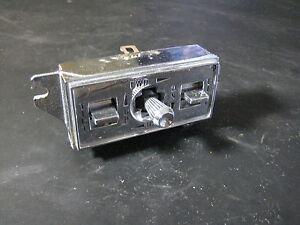 63 64 Cadillac Deville Eldorado Fleetwood 6-Way Power Bench Seat Switch