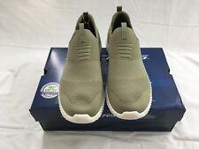 Skechers Men's Elite Flex- WASIK 52649/Olive Size 11