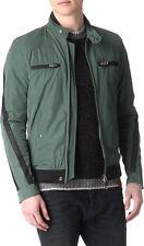 New Diesel Men's Green Jeffir Jacket Size XL