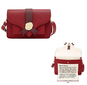 Loungefly Harry Potter Ron Weasley Howler Mail Crossbody Bag