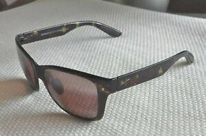New Maui Jim Road Trip Sunglasses Tortoise Frames / Maui Rose Lens MJ 435-11T