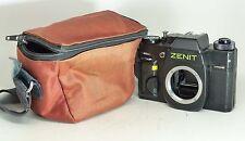 Rare ZENIT-12XS Russian SLR M42 Camera body MMZ Minsk #9311138