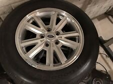 2007 Ford Mustang V6 Wheels (Set of 4) with tire