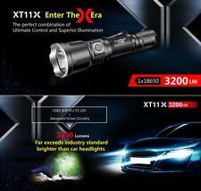 Klarus XT11X Cree XHP70.2 P2 LED Taschenlampe Flashlight 3200 Lumen Strobe + SOS