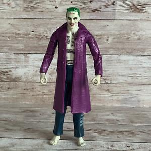 """DC  Jared Leto The Joker  6"""" Action Figure Suicide Squad Batman Arkham"""