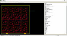 LaserSim Sheet Metal NC Laser G-code Editor + Simulator for Amada Laser Machines