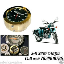 SSO Royal Enfield Bullet Stylish Watch for all Model Handle Bar Clock