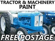Tractor Paint Fordson Empire Blue Super Major Dexta