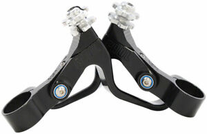 Paul Component Engineering Love Lever Compact Long Pull Brake Levers Black Pair