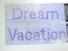 Studio 18 Purple Dream Vacation Gem Stickers