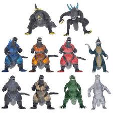 Godzilla Monsters Mechagodzilla Trendmaster Gigan Anguirus 10 Action Toy Figures