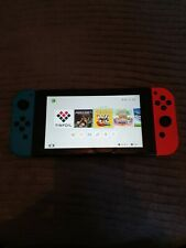 Nintendo Switch Console CFW Atmosphere Freeshop 128Gb SD card