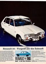 Renault-R16-1967-Reklame-Werbung-genuine Advertising- nl-Versandhandel