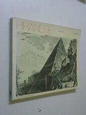 ROSELINE BACOU - PIRANESE / GRAVURES ET DESSINS- 1974- ED CHENE