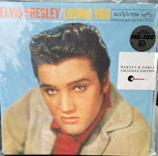 Loving You [Limited Edition] by Elvis Presley (Blue Vinyl, 2012) Friday Music