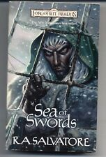 Sea of Swords: Paths of Darkness R. A. Salvatore PB 2002