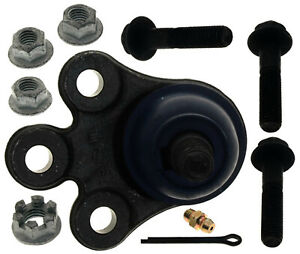 Suspension Ball Joint Front Left Lower ACDelco Advantage 46D2299A