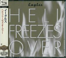 EAGLES HELL FREEZES OVER 2011 JAPAN SHM CD - BRAND NEW/SEALED & GIFT PERFECT!