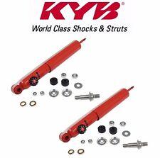 KYB AGX 2 Rear Shocks Chevy Camaro Firebird 93 94 95 96 97 98 99 00 01 02 743019