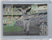 2018 Topps stadium club baseball Nolan Arenado Variation #290 Short Print