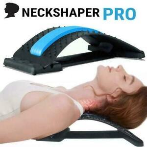 NeckShaper™ PRO Ergonomischer Nackenstrecker Rückenstrecker Nacken Massagegerät