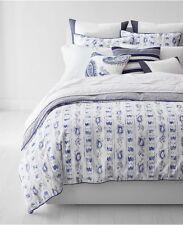 Ralph Lauren Home Nora Cotton Reversible FULL/QUEEN Comforter & Shams SET $355