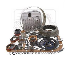 Fits Dodge 46RE 47RE A518 A618 Transmission Alto LS Level 2 Rebuild Kit 97-02