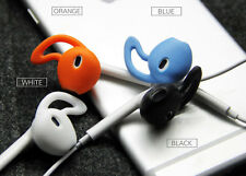 2 Pairs Sport Silicone Cover Anti Sweat Slip for iPhone earpod earphone