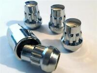 M14 x 2, 19mm Hex Alloy Wheel Locking Nuts for Ford Transit. Set of Lockers
