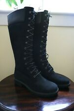 Timberland Women's Premium 14 Inch Waterproof Earthkeepers Lace-up Boots size 8