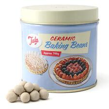 Tala Retro Ceramic Baking Beans / Pie Weights in Storage Tin - 700g