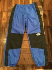 Vintage The North Face - Mountain Light Pants - L - Aztec Blue - Tnf - Gore Tex