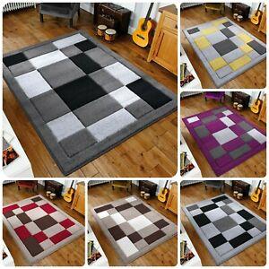 Modern Havana Area Rugs Living Room Bedroom Carpet Kitchen Hallway Runner Mat