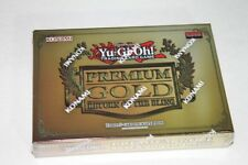Yu-Gi-Oh Premium Gold Return of the Bling Booster Box 15 cards PGL2 Sealed NiB