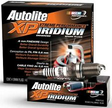 AUTOLITE IRIDIUM SPARK PLUGS HOLDEN COMMODORE VY VZ VE LS1 L76 5.7L 6.0L V8