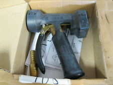"""T&S Brass MV- 522-31 Front Trigger Water Gun With 1/2"""" Coupling (Brass)(Unused)"""