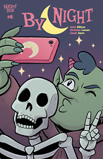 By Night #6 (of 12) Preorder Variant Comic Book 2018 - Boom