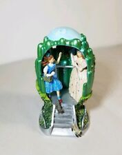 Wizard of Oz Franklin Mint Collectible Egg Click Your Heels 1999limited number